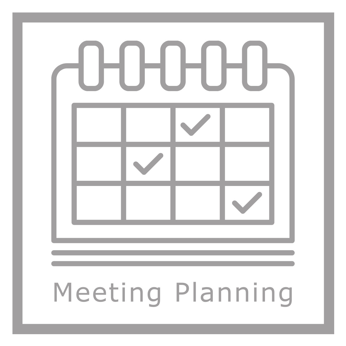 Meeting Planning Service at The Water Tower Lounge- Amenity Center Concierge Services