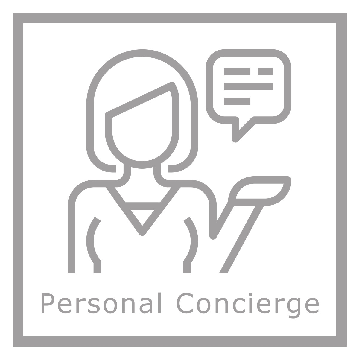 Personal Concierge Service at The Water Tower Lounge- Amenity Center Concierge Services