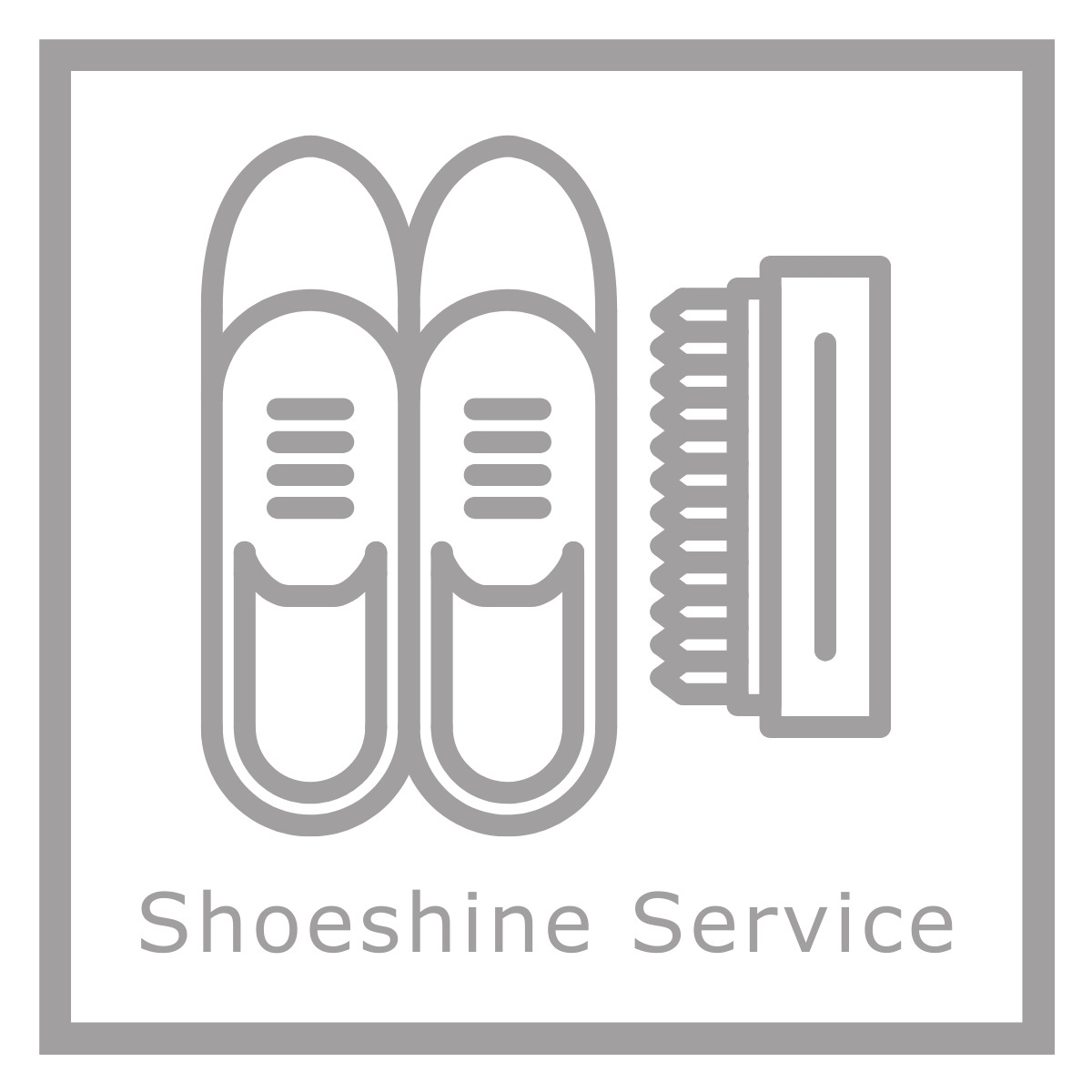 Shoeshine Services at The Water Tower Lounge- Amenity Center Concierge Services
