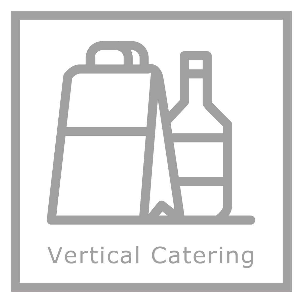 Vertical Catering Service at The Water Tower Lounge- Amenity Center Concierge Services